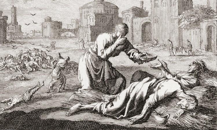 До сих пор популярна фейковая теория, родившаяся в Германии во второй половине 19 века, будто «Черная смерть» нагрянула в Старый Свет с кораблями из Крыма