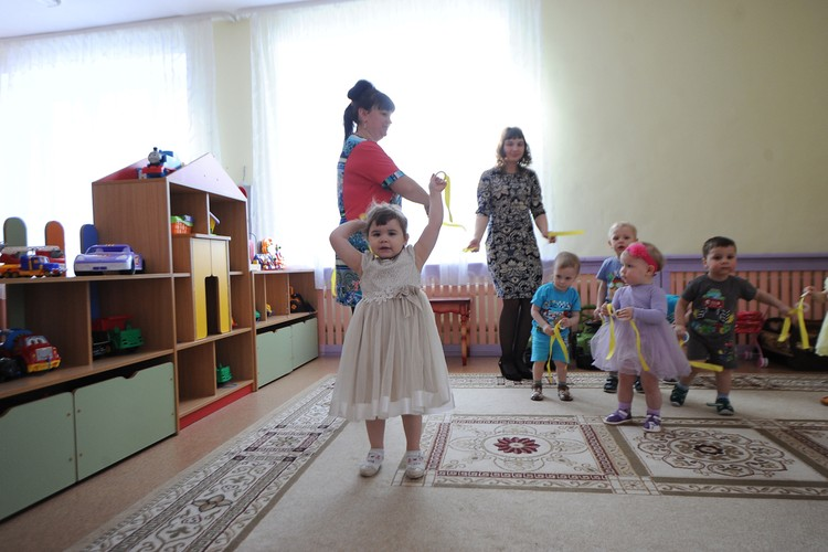 Обеспечить самоизоляцию внутри детского дома невозможно.