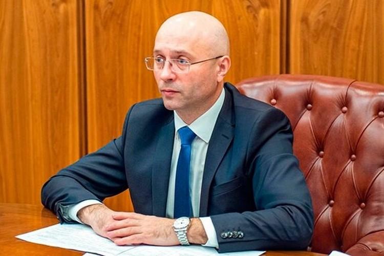 В должности Новиков пробыл чуть больше недели. Фото: сайт правительства Хакасии