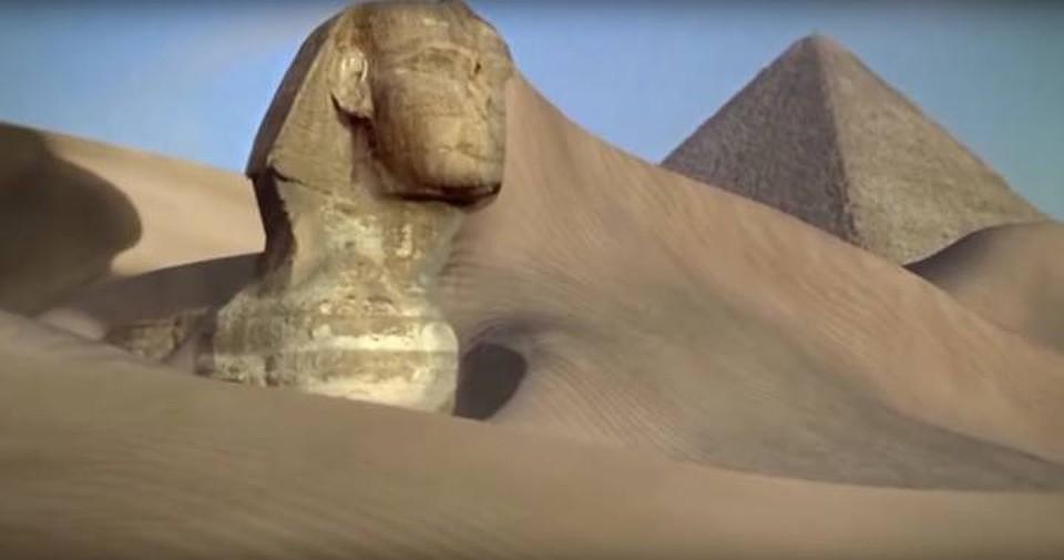 Самыми стойкими останутся елипетские пирамиды. Но и они со временем исчезнут с лица Земли.