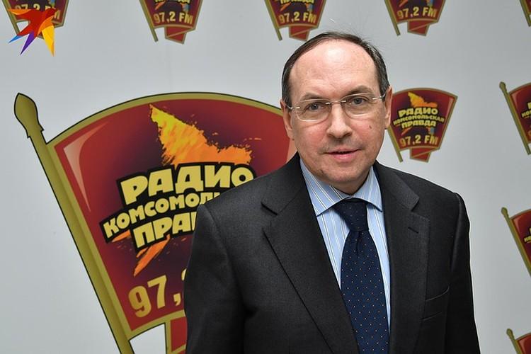 Внук Вячеслава Молотова Вячеслав Никонов
