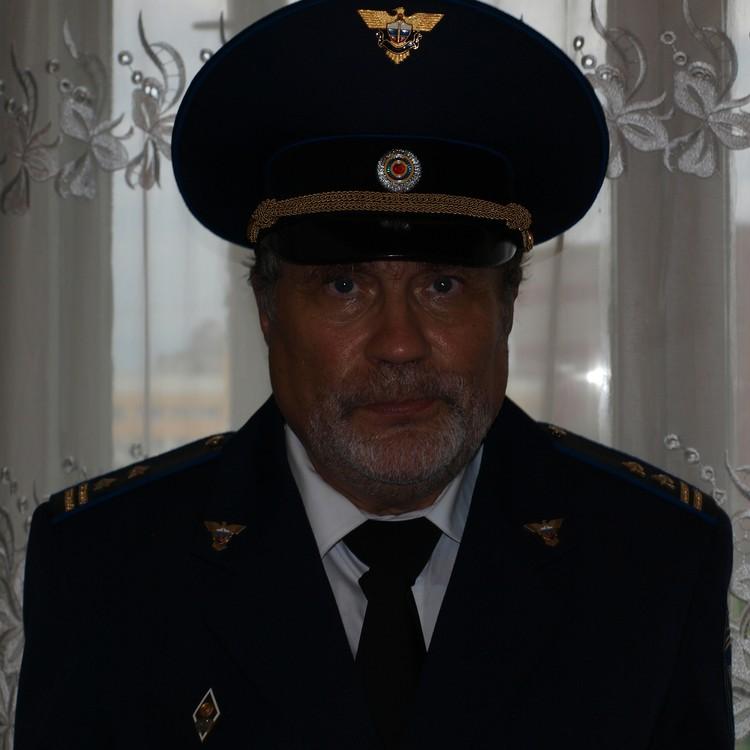 Валерий Сегаль. Фото: Из семейного архива