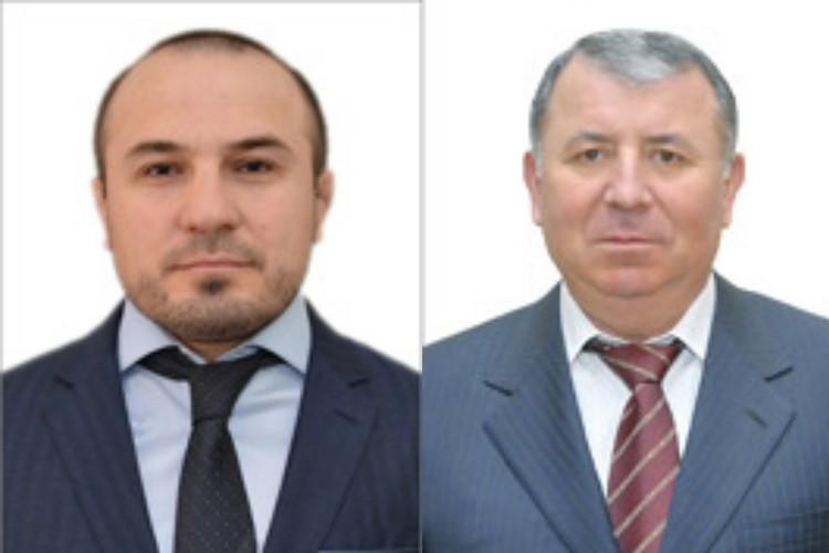 Самый бедный депутат Магомед Магомедов и Магомед-Султан Магомедов. Фото: Парламент республики