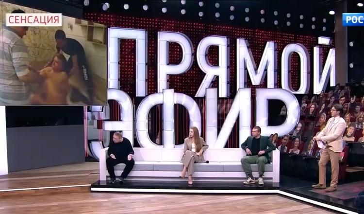Эксперты выясняли, есть ли у Любови Михайловны какие-то цели в жизни, кроме похудения. Скриншот видео