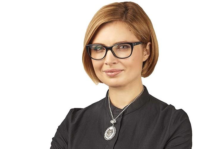 Главный редактор детского познавательного телеканала «О!» Анна Шнайдер.