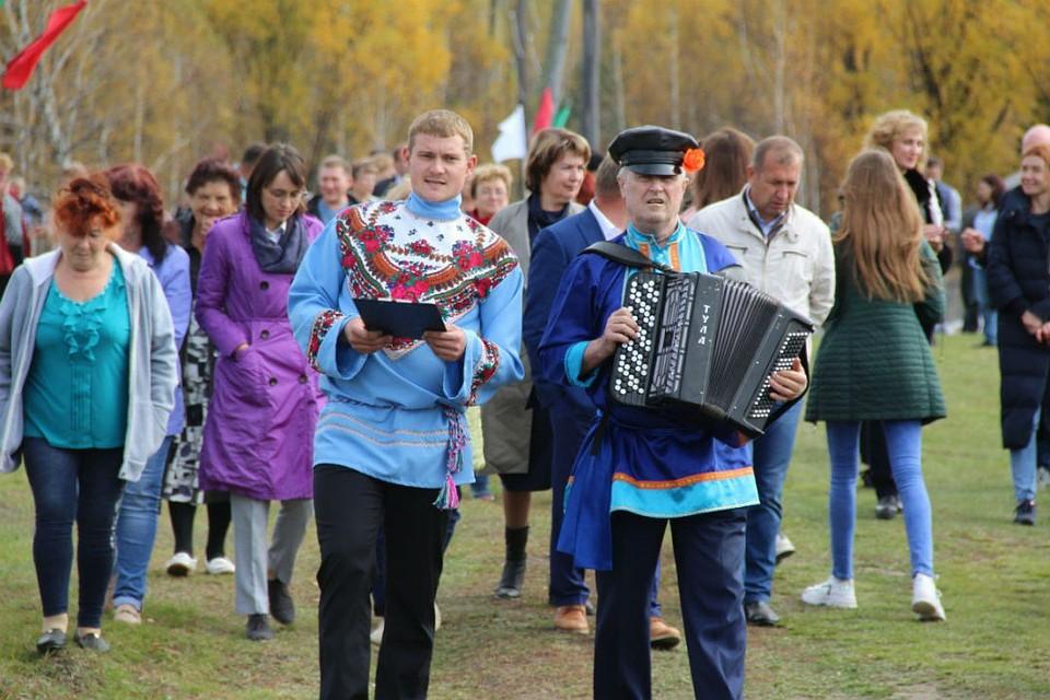 В сибирских деревнях колоритно. Фото: сайт администрации Хор-Тагнинского муниципалитета.