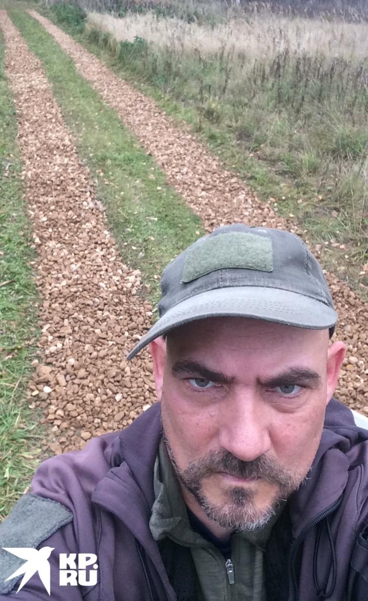 Я сам уложил на эту дорогу гравий, и дорога пережила зиму и весну.