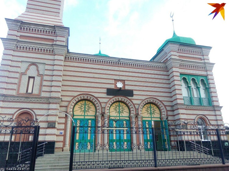 Соборная мечеть Саратова