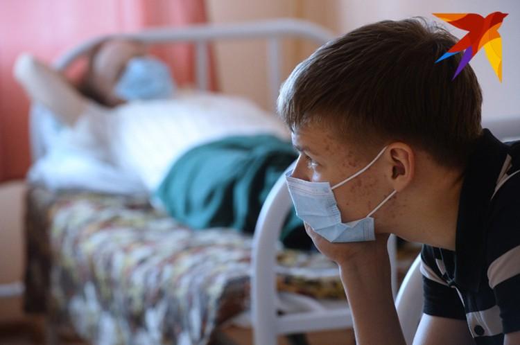 Белорусы ждут, когда пандемия пойдет на спад.