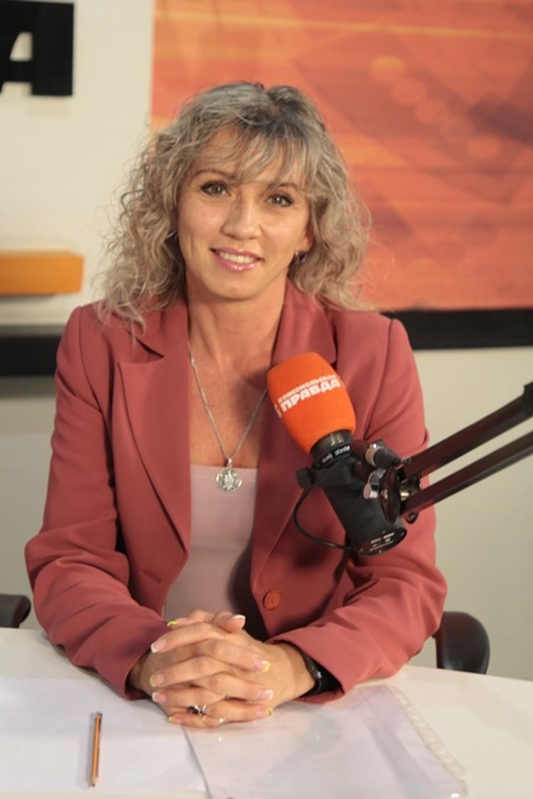 Наталья Давыдова.