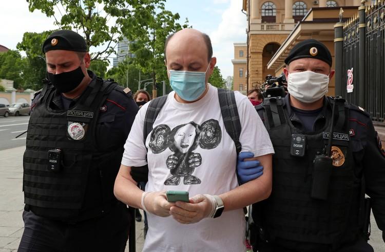 Сергей Смирнов. Фото: Владимир Гердо/ТАСС