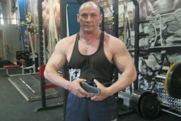 Сергей Позыненко до последнего дня занимался сам и тренировал инвалидов. Фото: соцсети
