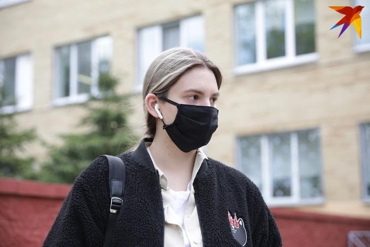 Кристина говорит, что из-за отмены выпускного особо не расстроилась: «не смертельно»