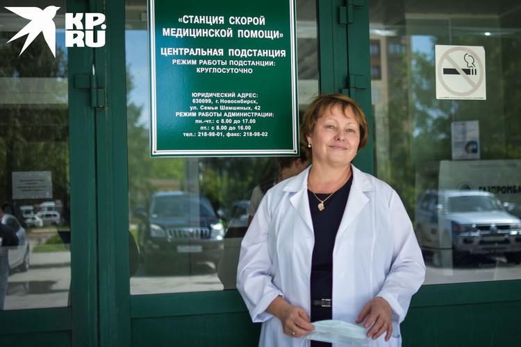 Ирина Большакова переживает за каждого человека, который попадает в группу риска.