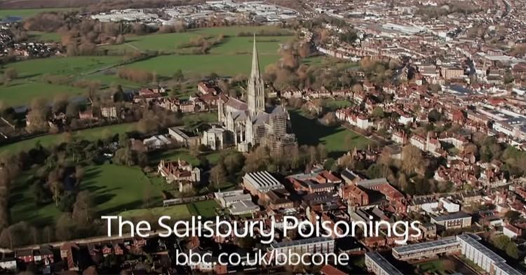 Действие телесериала само собой разворачивается в Солсбери. Фото: кадр из сериала