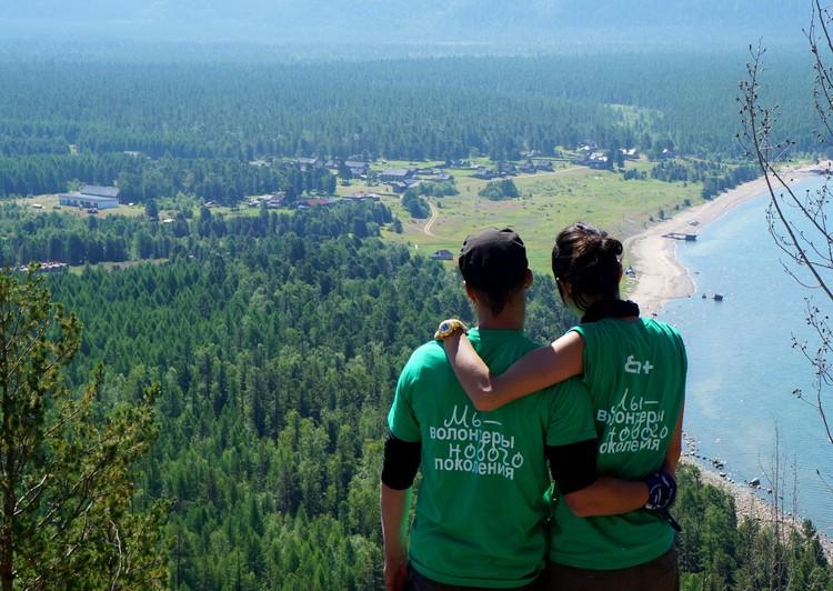 За 17 лет, что существует ББТ, ее команда провела 255 международных волонтёрских проектов по строительству троп на Байкале Фото: предоставлено Ассоциацией ББТ.