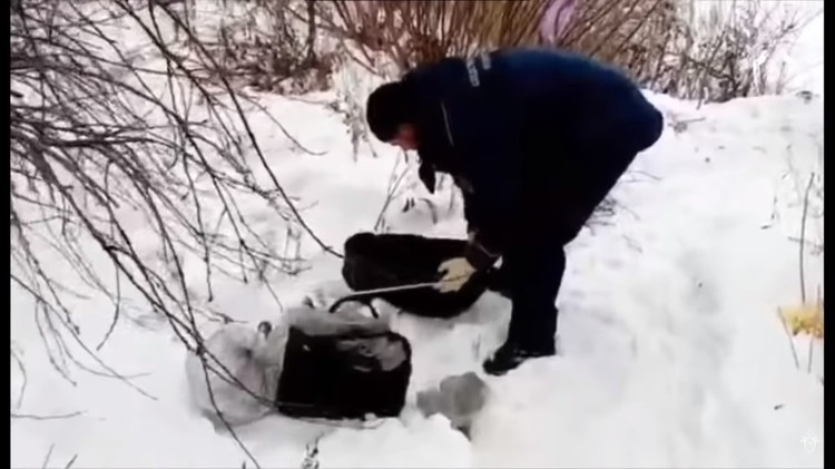 Тело убитой нашли на свалке