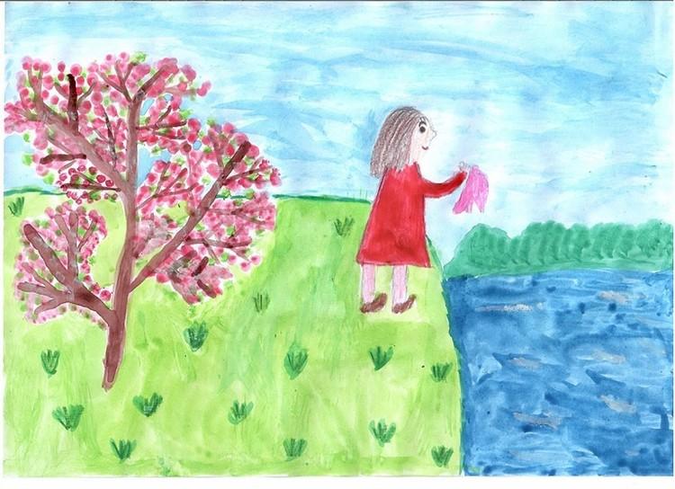 «Расцветали яблони и груши...».