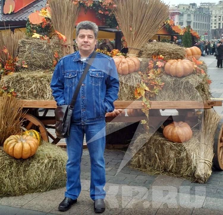 Водитель, погибший в аварии с участием Михаила Ефремова - Сергей Захаров из Рязанской области