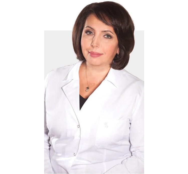 Овдина Марина Сергеевна-кардиолог, врач высшей квалификационной категории. Фото: предоставлено многопрофильной клиникой М53