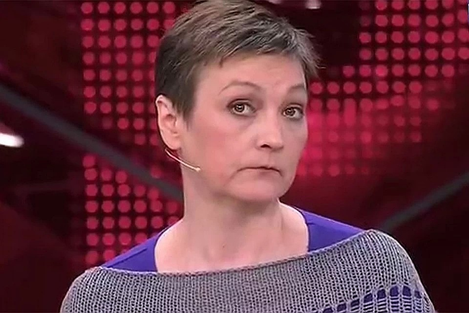 Мать Анны Марии - 48-летняя бывшая актриса Ксения Качалина. Фото: кадр видео.