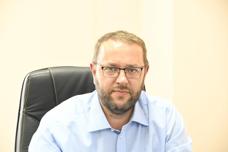 Мы беседуем с генеральным директором ООО «ESTM» Максимом Зубовым.