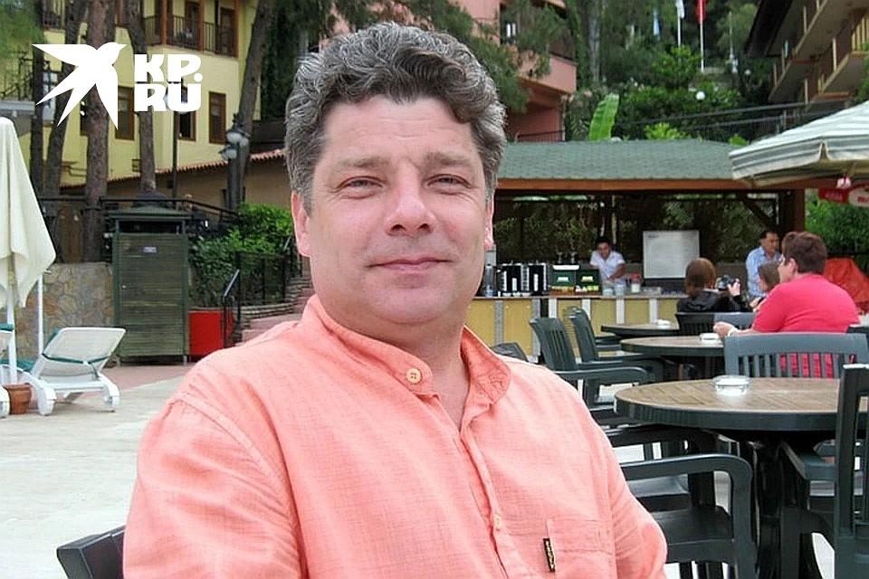 Погибший в результате ДТП, виновником которого стал Михаил Ефремов, Сергей Захаров. Фото: Личный архив