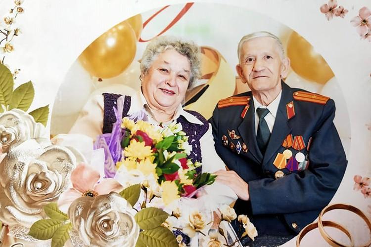 За плечами Любови Константиновны и Альберта Ефимовича 56 счастливых лет! Фото: Личный архив