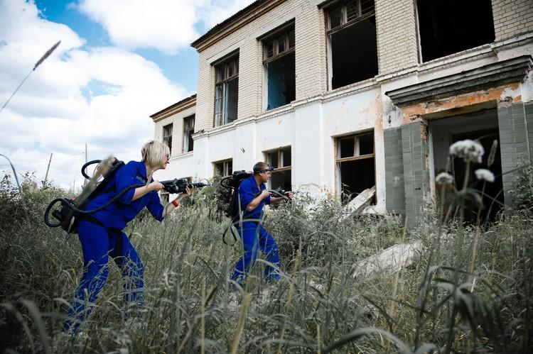 На охоту... Фото: Станция скорой помощи Коркино