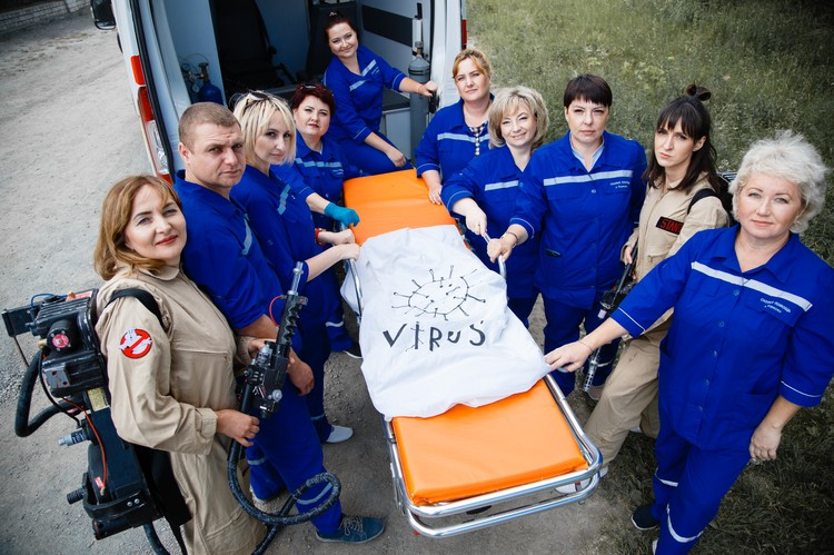 Фото: Станция скорой помощи Коркино