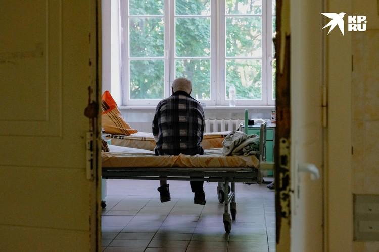 Жизни пациента теперь уже ничего не угрожает