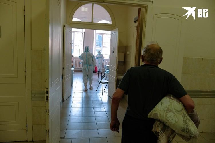 Пациенты вскоре после начала лечения уже могут ходить без одышки