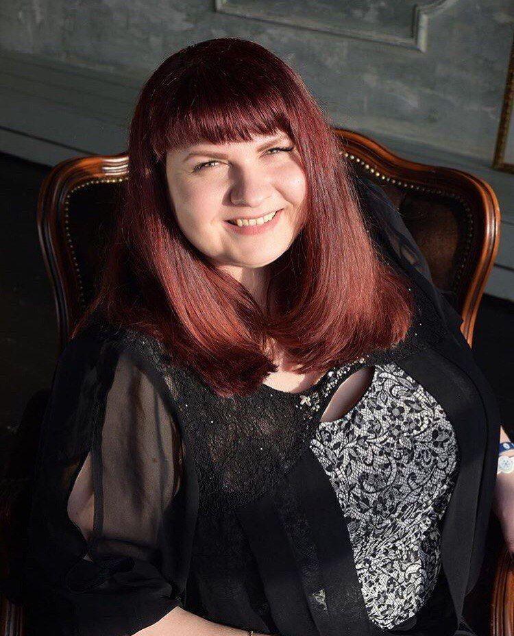 Катя весила 129 килограммов. Фото: личный архив.