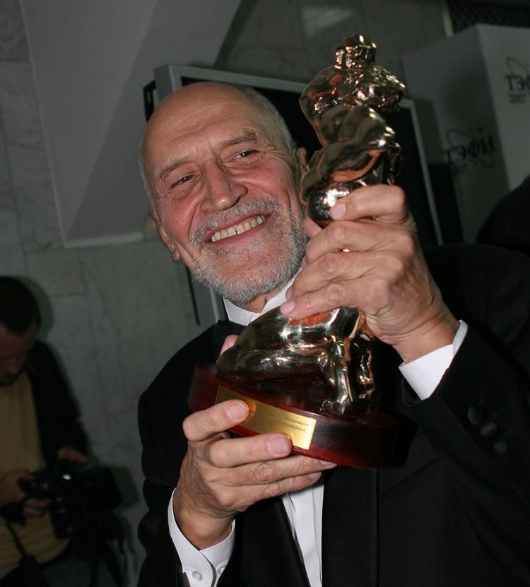 "Премия ""ТЭФИ"" 2007 год."