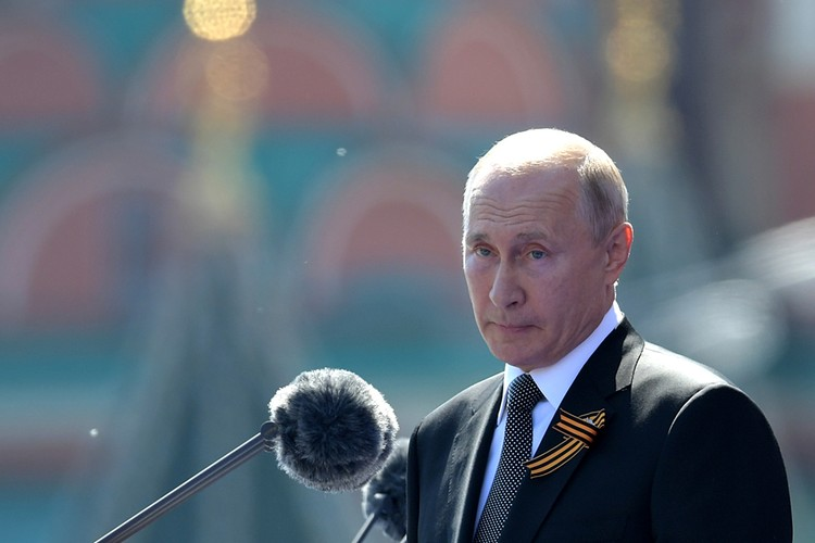 Если кто-то считает, что речи президента России на Парадах Победы одинаковы, он ошибается