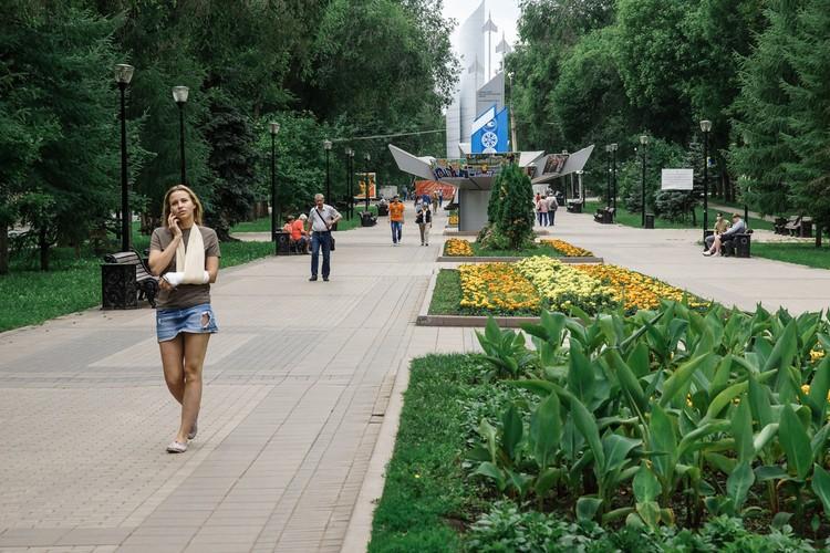 """Аллея Юных Пионеров - практически местная """"ленинградка"""""""