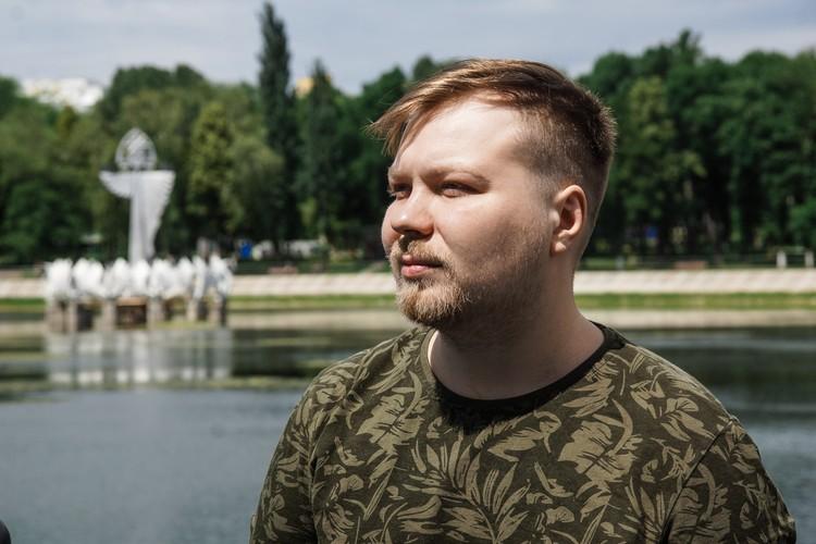 Николай Кислухин, историк, сотрудник самарского филиала Третьяковской галереи
