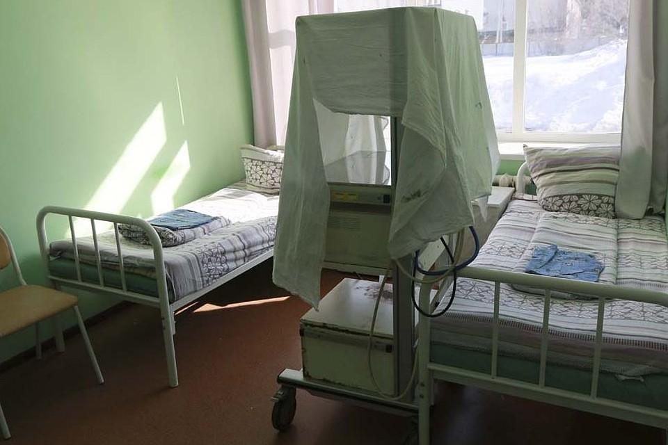 В больнице. Фото: Олег УКЛАДОВ