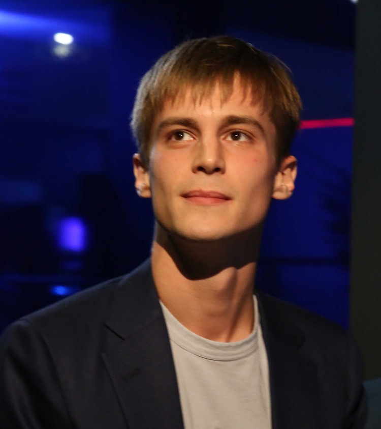 После откровенных сцен в фильме «Текст» говорили, что Кристина изменила мужу с Иваном Янковским.
