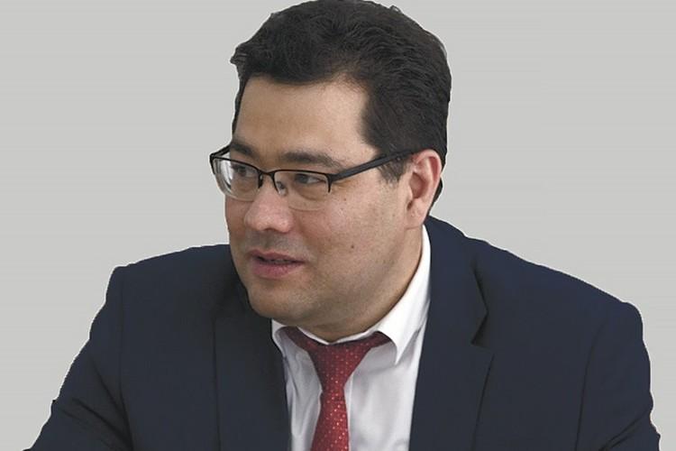 Ректор БГПУ имени М. Акмуллы Салават Сагитов