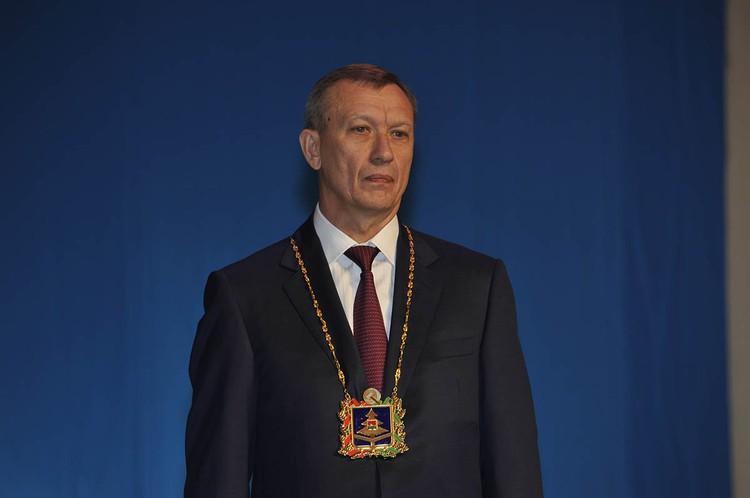 Николай Денин. Фото: Владимир Горовых/ТАСС