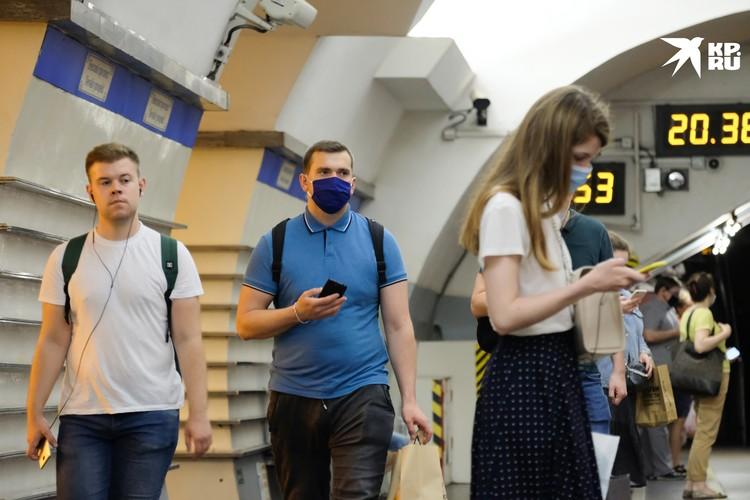 График работы метро Санкт-Петербурга изменится с 13 июля 2020.
