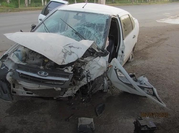 ДТП в Удмуртии: 5 самых страшных аварий за неделю