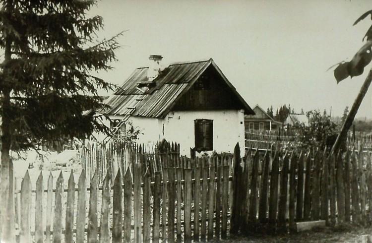 Дом Дубовок в Почете. Фото: Белорусский государственный архив-музей литературы и искусства (предоставлено Анной Северинец)