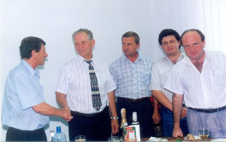 Как выдающийся тренер Виктор Носов не дал похоронить любимую команду. Фото: из архива Вячеслава ШАРАФУДИНОВА