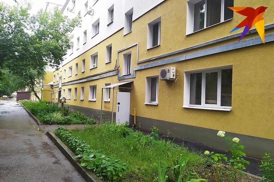 В этом доме жил химик. Фото: Максим ГОРОХОВ