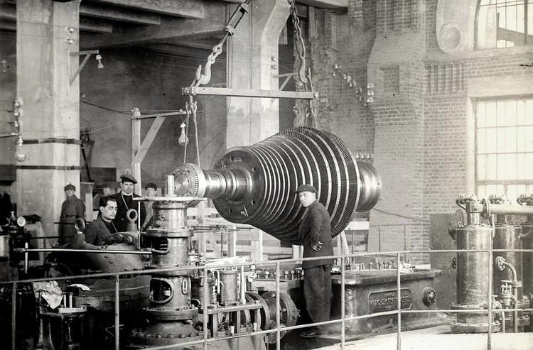 В 1931 году на станции начался новый этап реконструкции