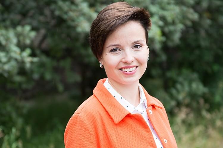 Екатерина РОДИОНОВА, журналист. Фото: Lana Moskva