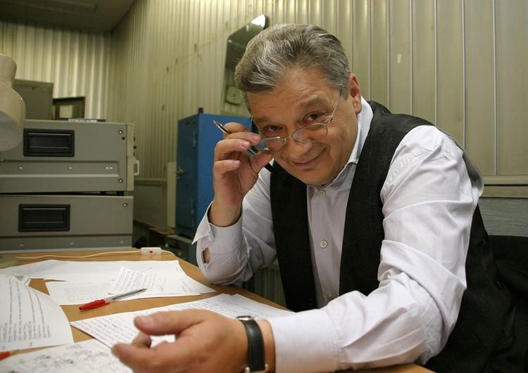 Александр Беляев. Фото: Александр Бундин/ТАСС