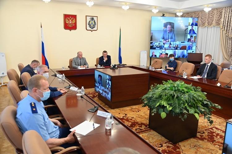 Судьба сделала мне не простой вызов: Михаил Дегтярев о вступлении в должность врио губернатора Хабаровского края